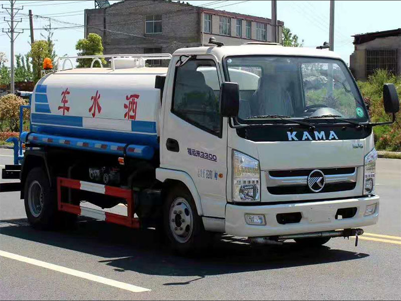 國五凱馬5噸灑水車