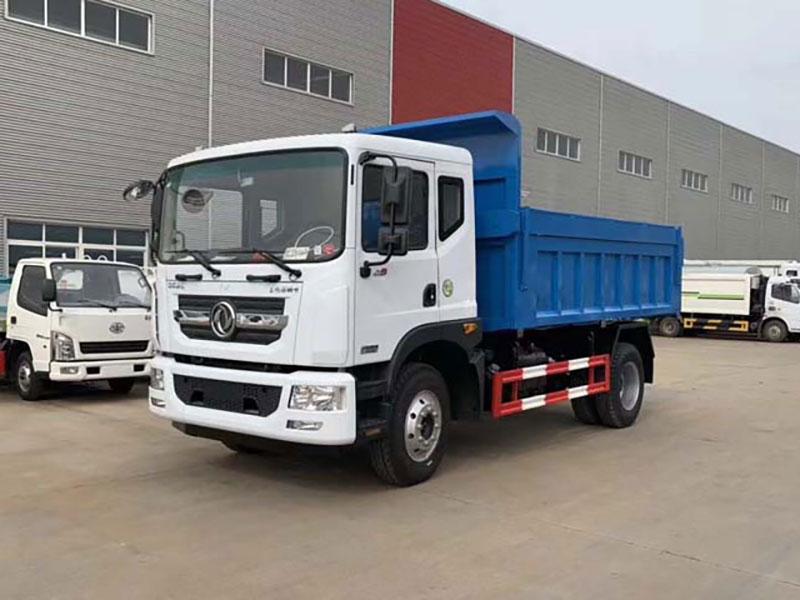 14方东风多利卡D9自卸式垃圾车