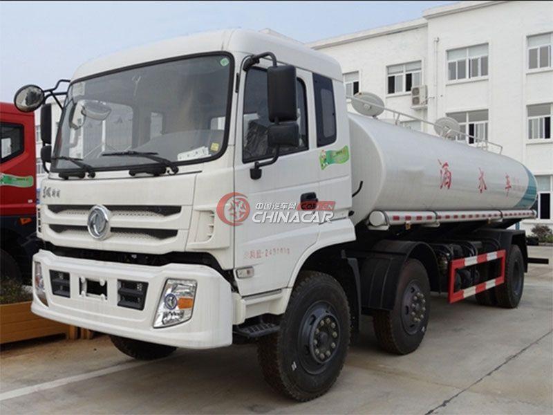 国五东风特商12吨洒水车实拍图片