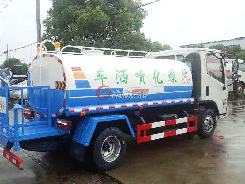 国五福田康瑞2吨洒水车实拍图片