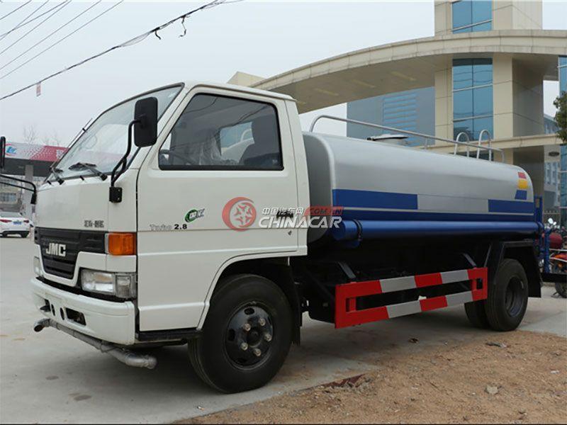 国五江铃顺达5吨洒水车实拍图片