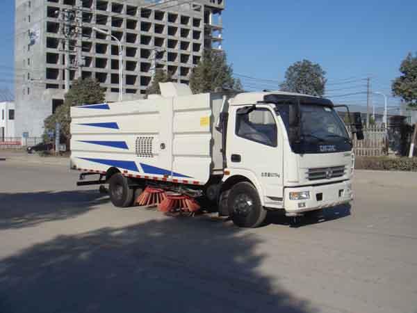 东风多利卡8吨洗扫车介绍