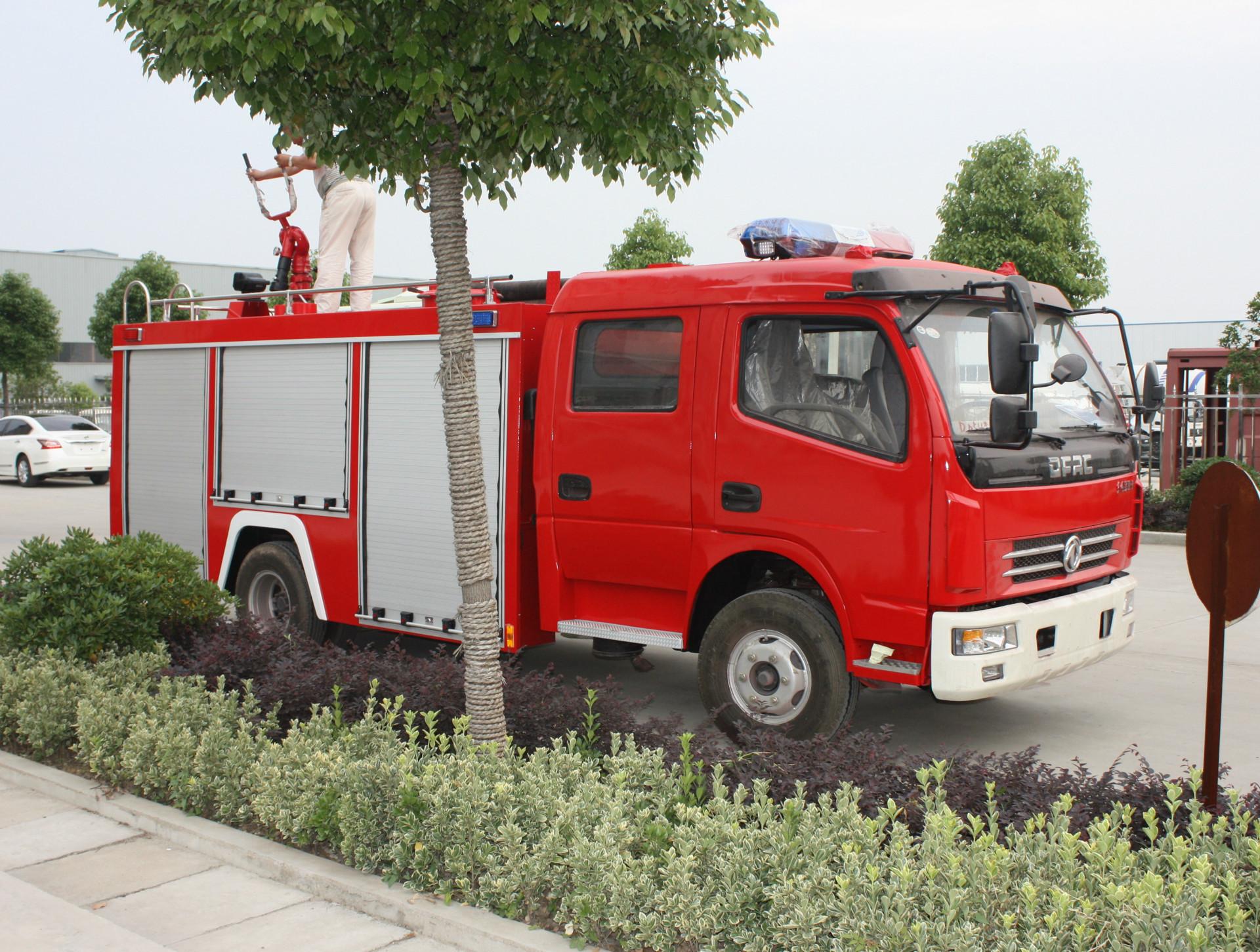 国五消防车价格