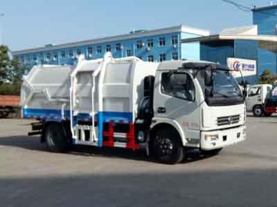 对接式垃圾车厂家直售