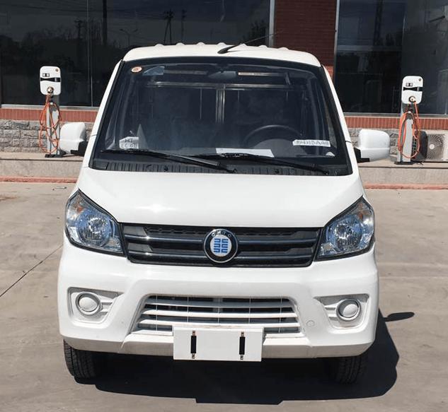 HQG5021XXYEV恒天纯电动厢式车
