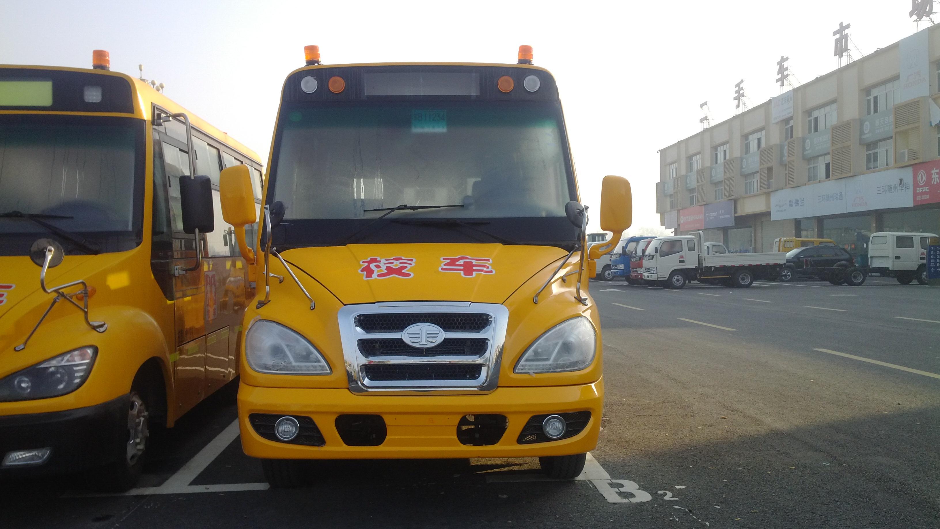 客车安全驾驶技能