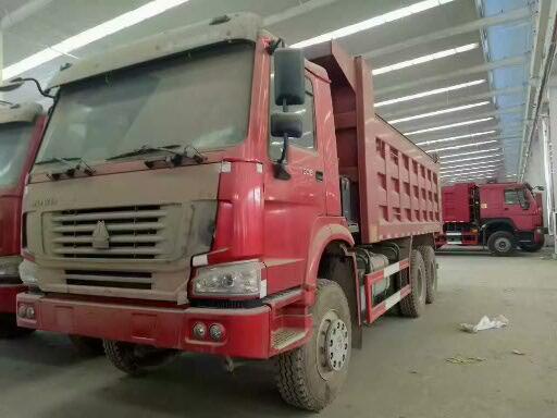 豪沃自卸车,豪沃5.8米自卸车,豪沃大泵自卸车