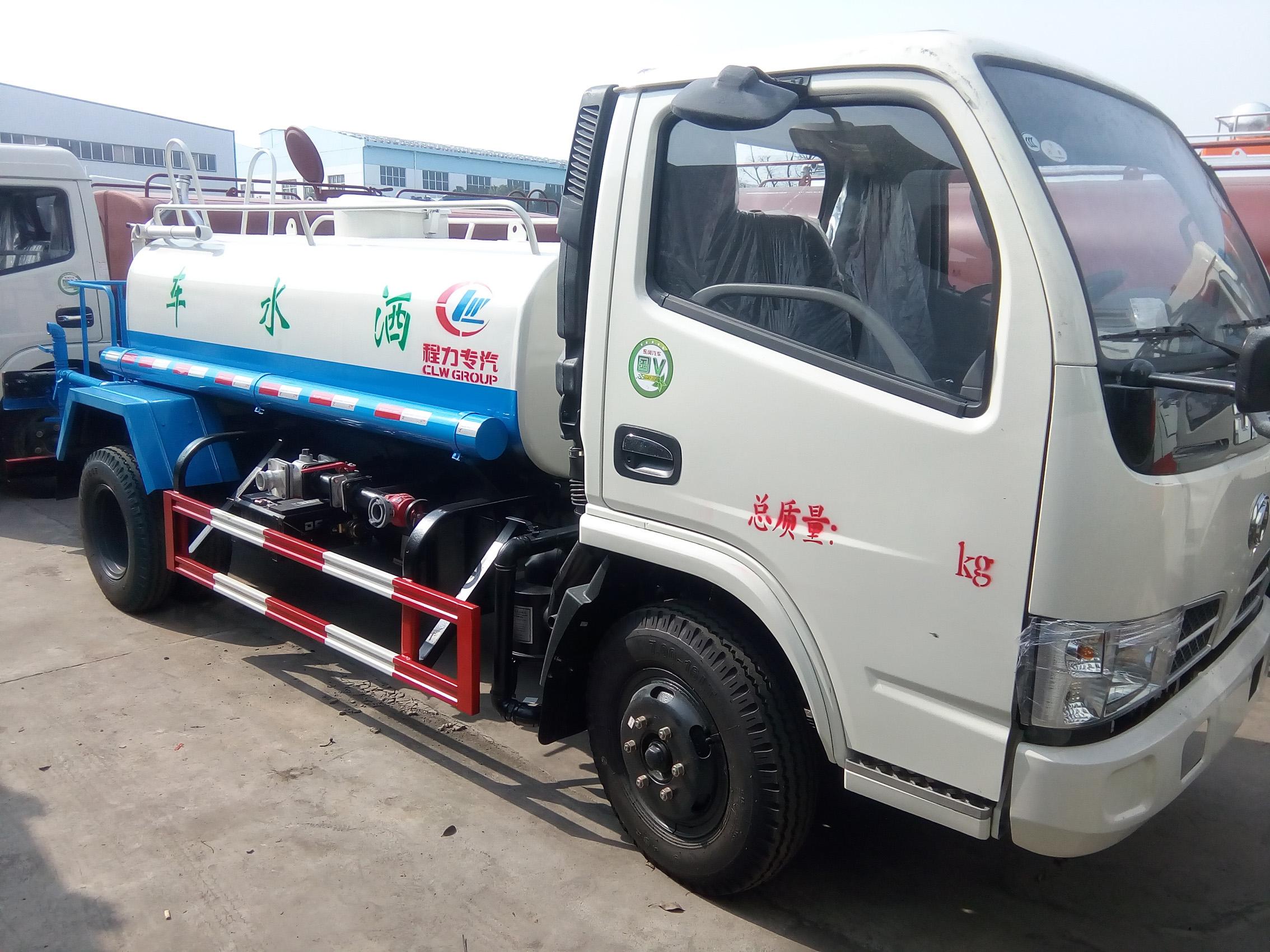 程力5-20方洒水车厂家直销.中国驰名商标