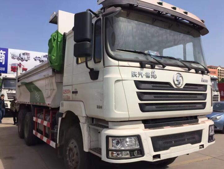 陕汽SX3256DR3841环保渣土车促销