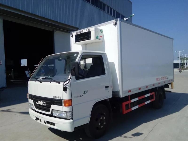 小型冷藏车价格 国五冷藏车报价