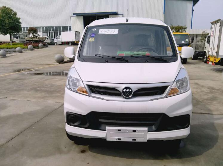 小型冷藏车价格 福田伽途V5冷藏车