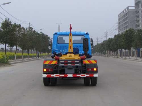 厂家直销国五勾臂式垃圾车-------价格及配置