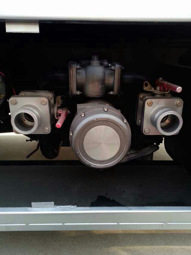 什么是油罐车欧标系统
