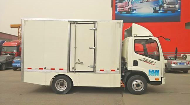 解放J6新能源电动货车