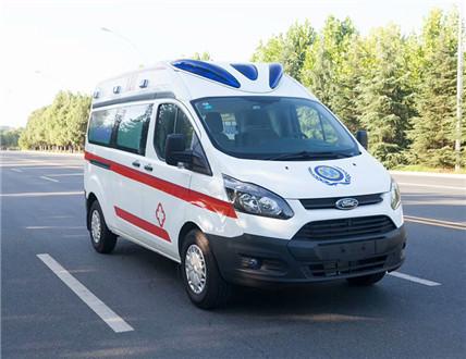 救护车价格多少钱
