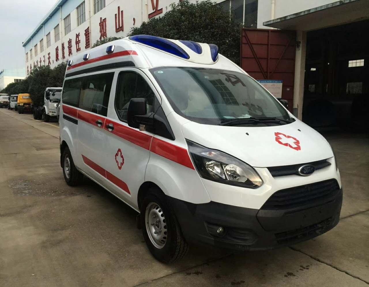 厂家直销福特新全顺v362救护车