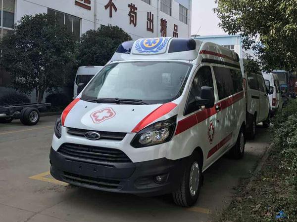 新全顺救护车价格-江铃福特新全顺救护车生产厂家