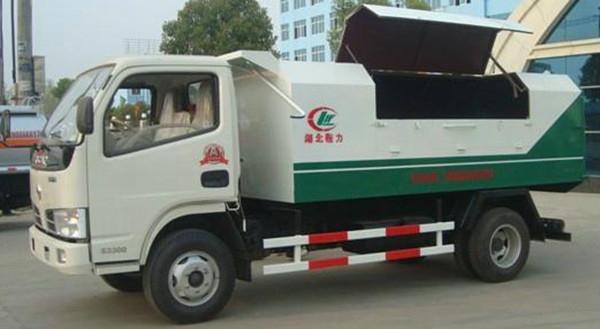 东风密封式垃圾车价格