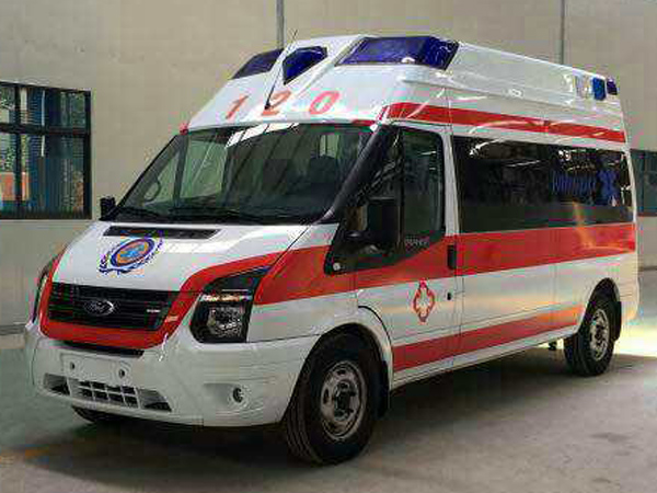 江铃福特新时代V348救护车(超人版)-江铃福特新时代V348救护车(超人版)价格