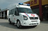 新全顺V348小型救护车价格贵吗 小型救护车哪里有卖