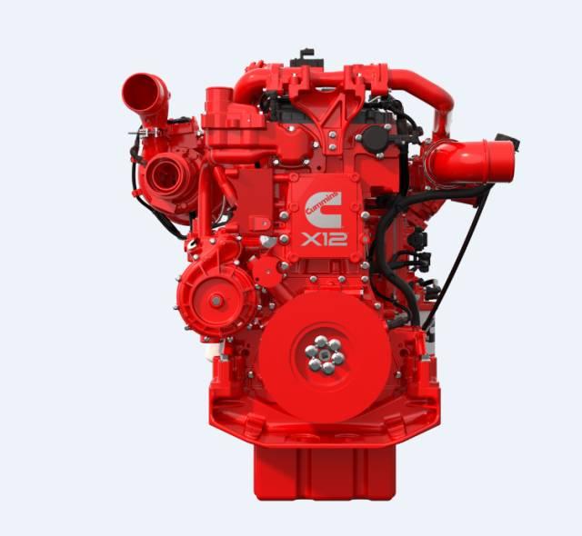 超卡联盟成员福田康明斯成立十周年 第100万台发动机下线