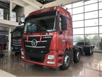 欧曼GTL2017款400马力载货车仅30.3万