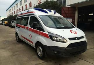 DLQ5030XJHA救护车
