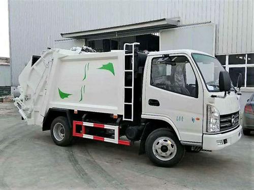 CLW5070ZYSD5压缩式垃圾车