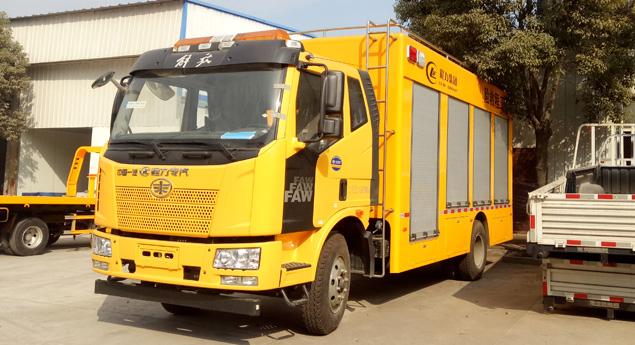 解放J6工程抢险车(救援车)价格|解放J6工程抢险车(救援车)配置