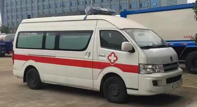 金杯新海狮(大海狮)救护车价格-金杯新海狮(大海狮)救护车厂家