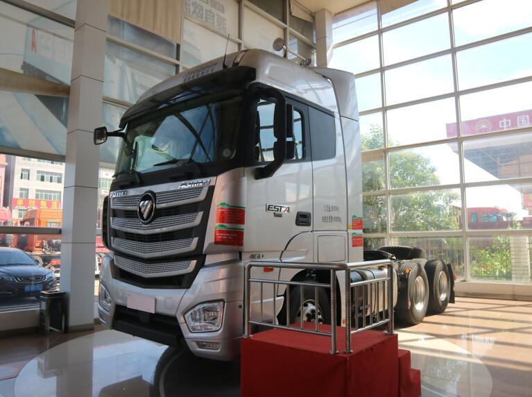 欧曼EST510牵引车ZF16档仅销36.7万