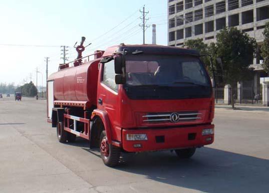 东风多利卡森林消防洒水车车辆介绍和使用注意事项