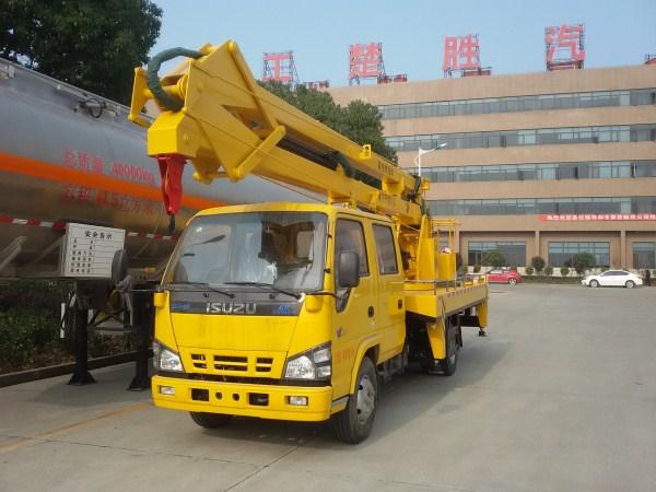 18米高空作业车/ 18米高空作业车多少钱一辆