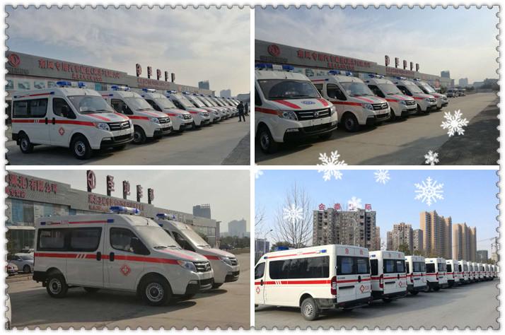 东风御风救护车配置/东风御风救护车价格/东风御风救护车厂家