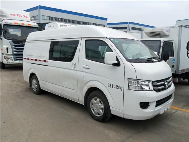 福田G7面包冷藏车多少钱