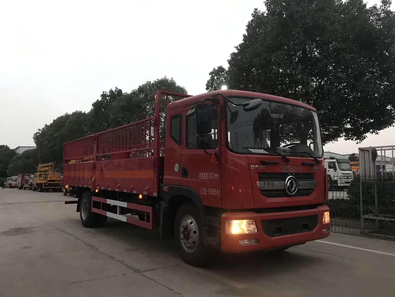 东风多利卡D9国五6米8气瓶运输车-东风多利卡D9国五6米8气瓶运输车价格