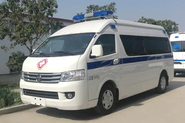 福田G9救护车配置-福田G9救护车生产厂家