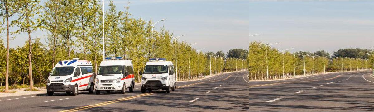 想采购福特V348新世代全顺长轴高顶救护车,它的价格是多少?