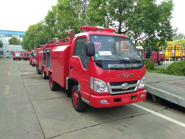 微型消防洒水车|消防洒水车