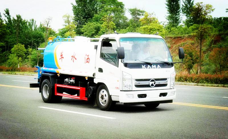 凯马5吨洒水车,5吨大马力洒水车价格
