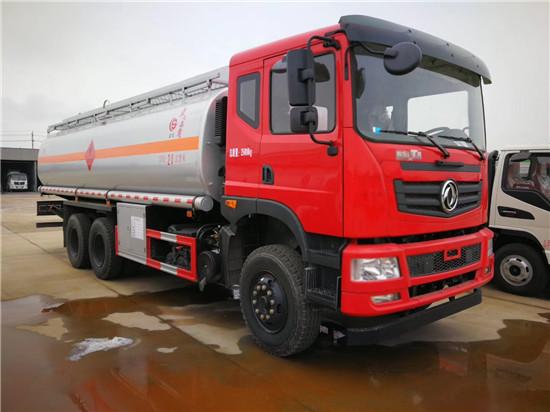 20吨东风T5油罐车多少钱