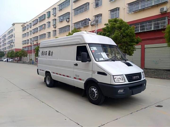 南京依维柯8方面包冷藏车-依维柯宝迪国五8方面包冷藏车-依维柯面包冷藏车价格