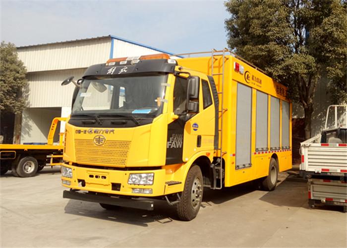 解放J6国五8吨工程抢修车-解放J6国五8吨工程抢修车配置
