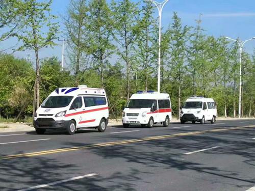救护车一般多少钱?
