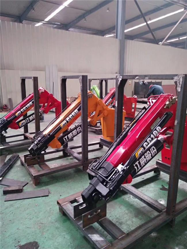 叉车飞臂吊10吨叉车飞臂吊参数表及10吨叉车吊机