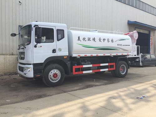 新款60-80米抑尘DLQ5181TDYL5型多功能抑尘洒水车多少钱