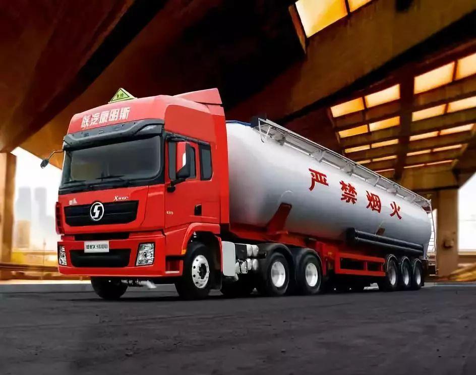 陕汽新M3000 8x4成品油运输车的基本介绍