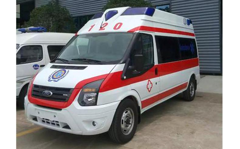 全顺V348救护车/福特V348新世代救护车