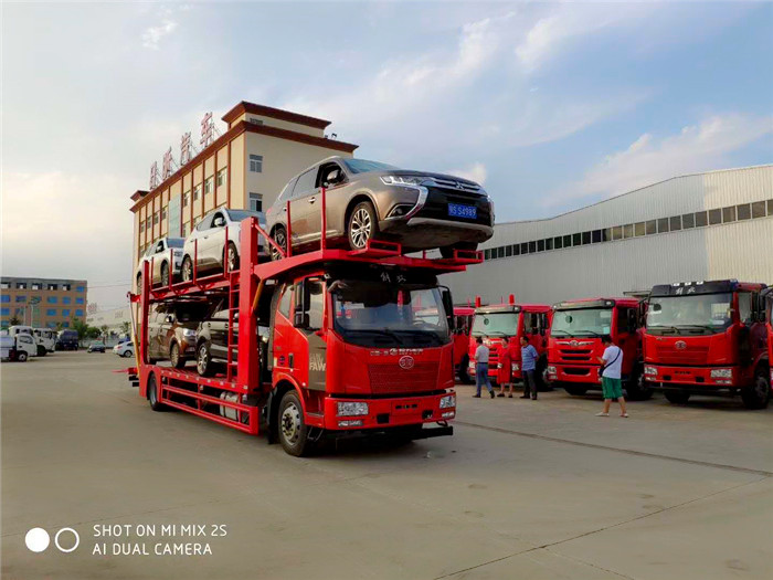 解放J6五位轿运车价格-解放J6轿运车价格-解放J6五位轿运车多少钱