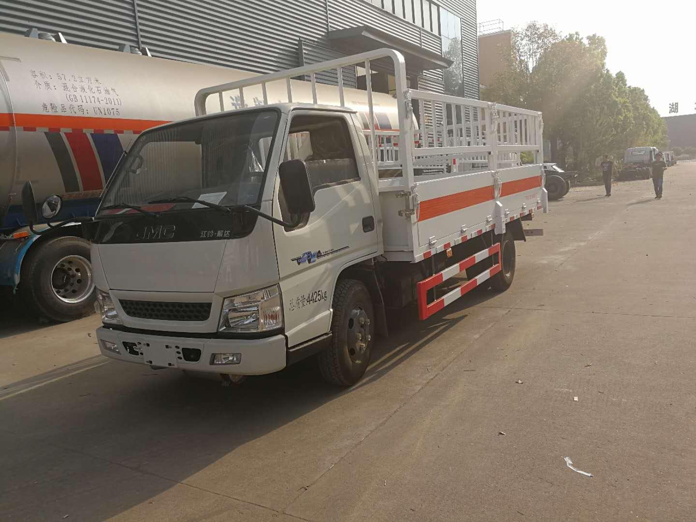 江铃国五4米2气瓶运输车-江铃国五4米2气瓶运输车价格
